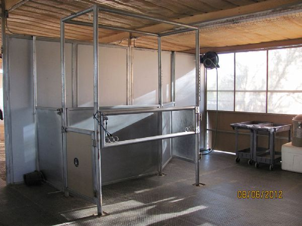 Az Horse Barn Builder Custom Equine Facilities Curt